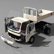 Delivery_Truck.rar 3d model