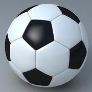 Football Ball High quality 3d model