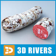 Sausage 10 by 3DRivers 3d model
