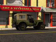 Army_Jeep 3d model