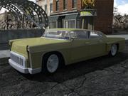 戦前のCar.rar 3d model