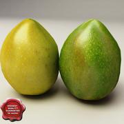 Mango modelo 3d