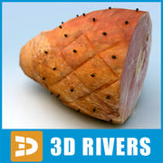 Ham 03 by 3DRivers 3d model