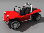Beach_Buggy_Custom.rar 3d model
