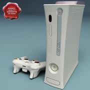 XBOX 360 3d model