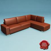 Sofa V34 3d model