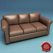 Sofa V43 3d model