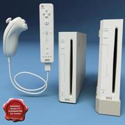 Nintendo Wii2 3d model