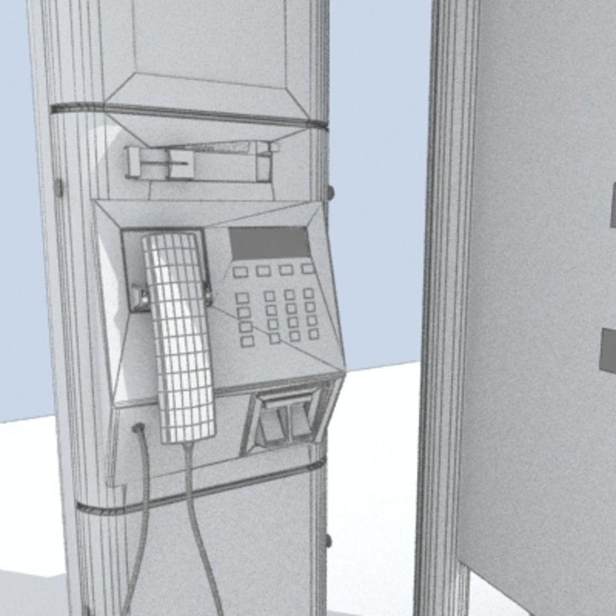 city-meubelen royalty-free 3d model - Preview no. 12