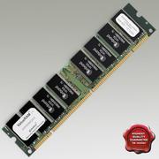 Computer RAM memory 3d model