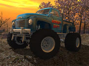 1953_Chevy_Pick-up_Monster_Truck.rar 3d model