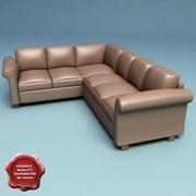 Sofa V18 3d model