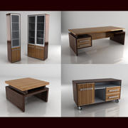 Felix Diplomat office furniture 3d model