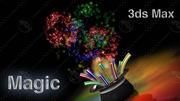 magichat 3d model