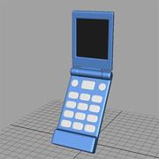 Мобильный телефон 3d model
