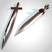 Épées 3d model