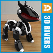 Aibo PS by 3DRivers 3d model