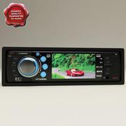 Tuner CD Hyundai H-CMD4008 3d model
