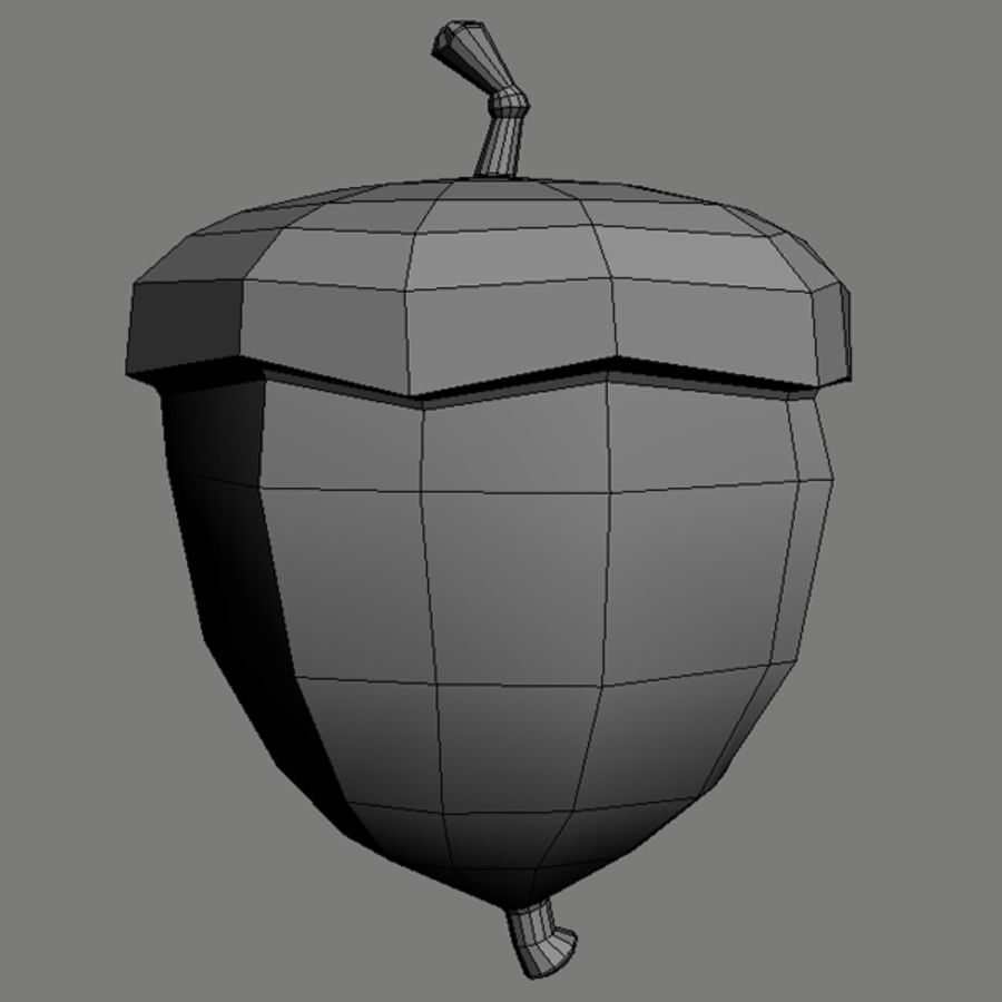 Scrat royalty-free 3d model - Preview no. 11
