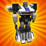 Robo - Car 02 3d model