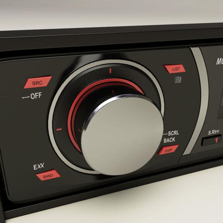 CD Tuner Pioneer DEH-3110UB 3D Model $44 -  xsi  obj  ma