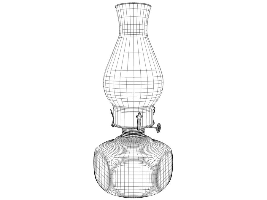 OIL-LAMP.rar royalty-free 3d model - Preview no. 2