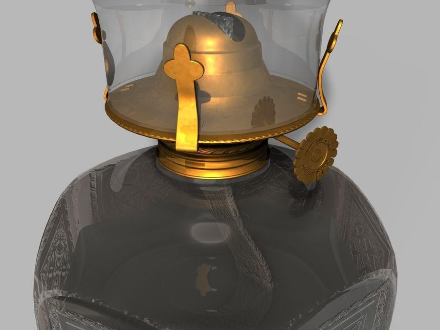 OIL-LAMP.rar royalty-free 3d model - Preview no. 3