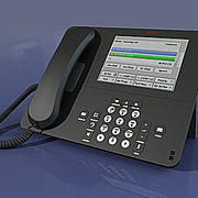 Avaya one-X Deskphone 9670G 3d model
