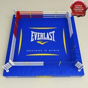 Boxing Ring V2 3d model