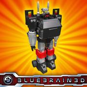 Robo - Spår 3d model