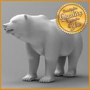 BearStatue 3d model