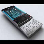 Nokia X3 3d model