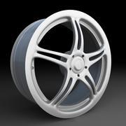 Speedy Envy MK V Wheel 3d model