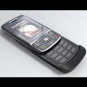 Samsung D 900 E 3d model