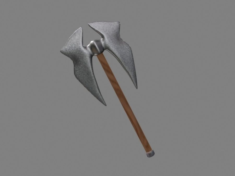axe.max royalty-free 3d model - Preview no. 1