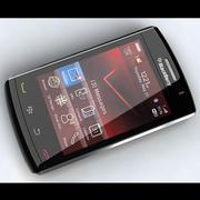 BlackBerry Storm 2 9520 3d model