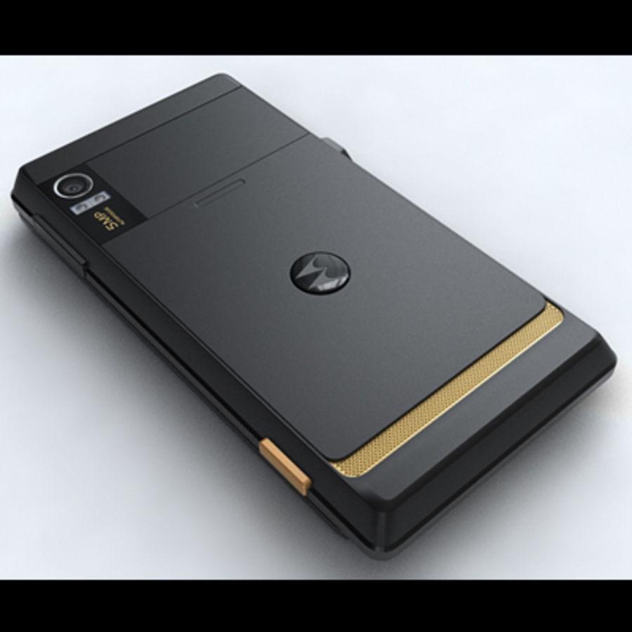 Motorola Milestone royalty-free 3d model - Preview no. 19