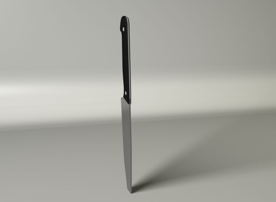 Kniv royalty-free 3d model - Preview no. 1