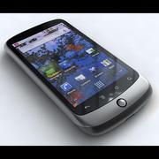 HTC Google Nexus One 3d model