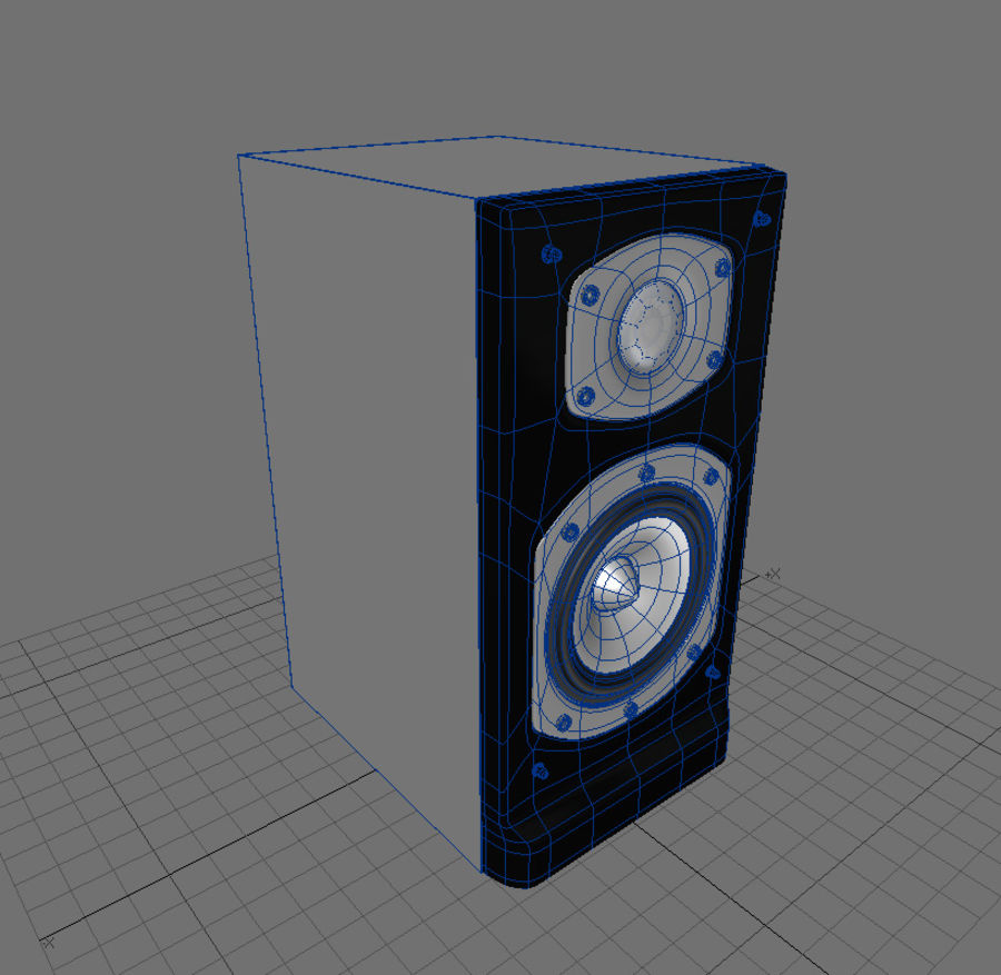 연사 royalty-free 3d model - Preview no. 5