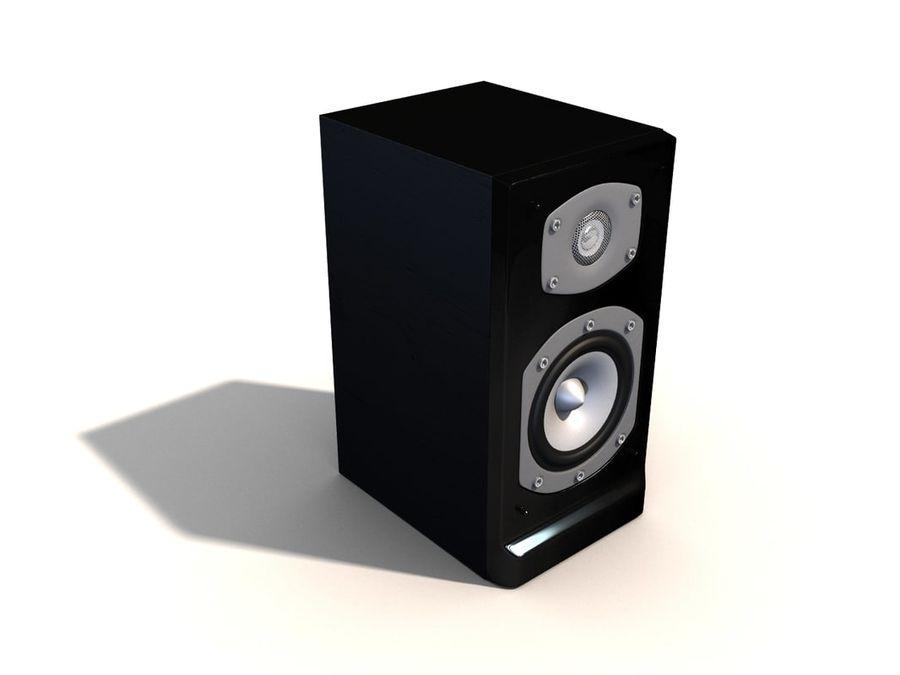 연사 royalty-free 3d model - Preview no. 1