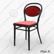 椅子313020 3d model