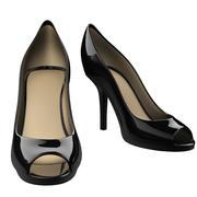 Womens Shoes 3d model