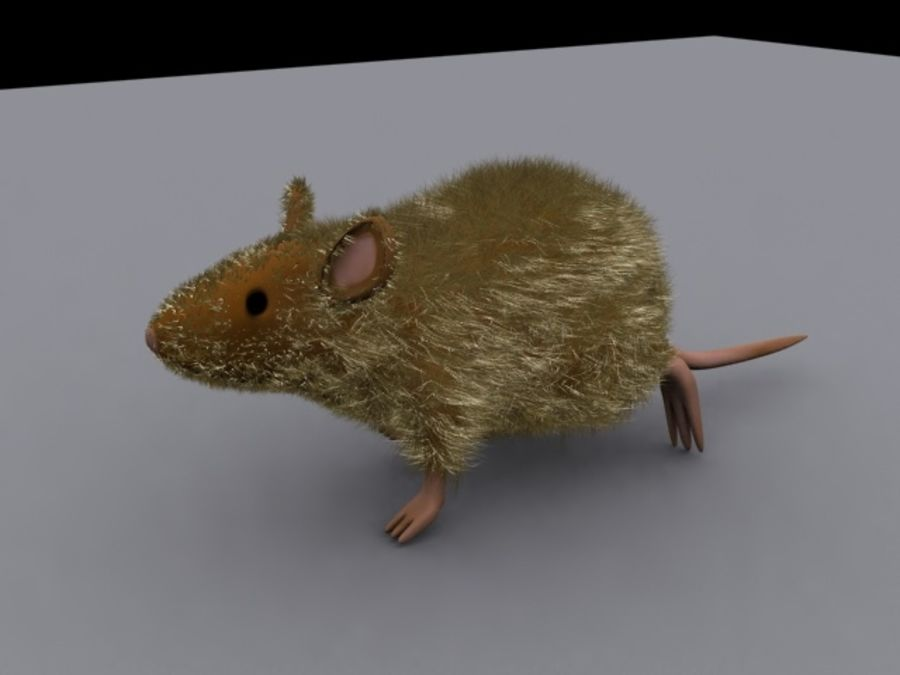 Ratte3.max royalty-free 3d model - Preview no. 3