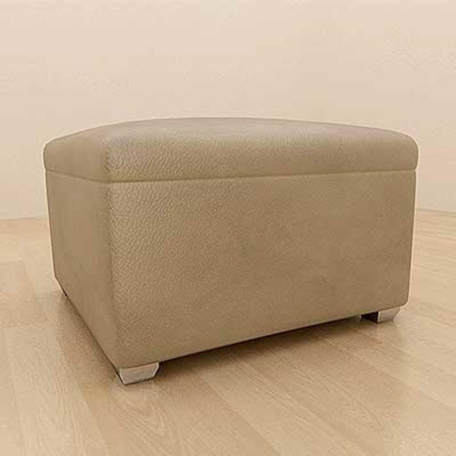 Pleasant Leather Ottoman 3D Model 4 Max Free3D Short Links Chair Design For Home Short Linksinfo