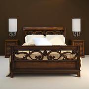 Signorini Vittoria 침대 3d model