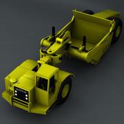 Scraper 3d model
