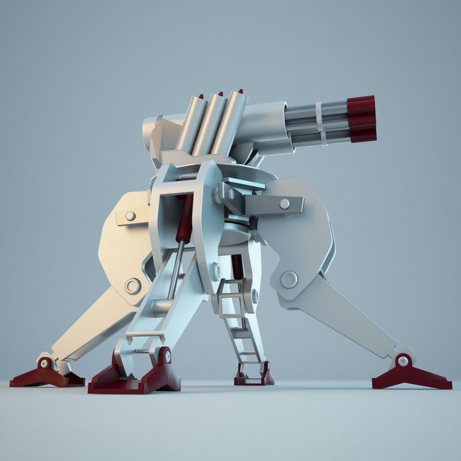 총 royalty-free 3d model - Preview no. 4