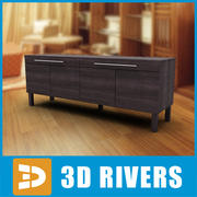 Sideboard by 3DRivers 3d model