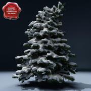 Kış Ağacı V5 3d model